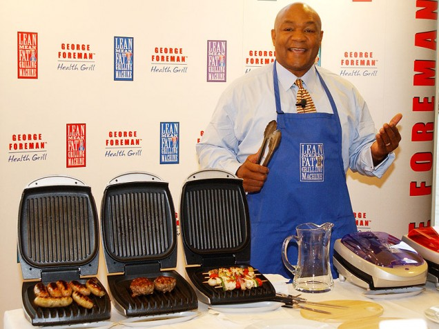 Foreman Grill Celebrity Brands where are they today